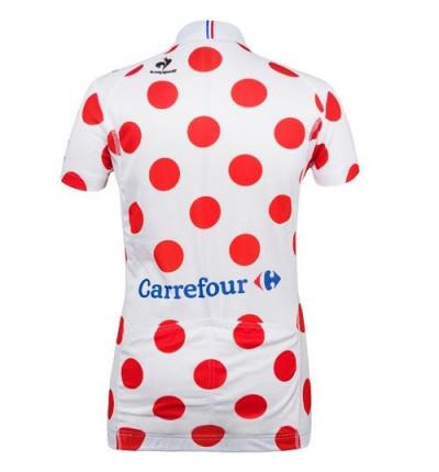 Maillot Tour de France Petits Pois Enfant