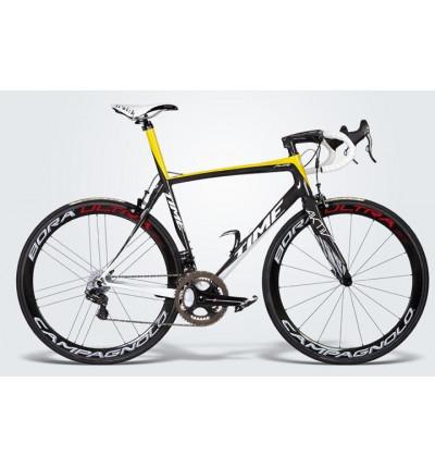 Vélo Time Fluidity Aktiv Super record Compact