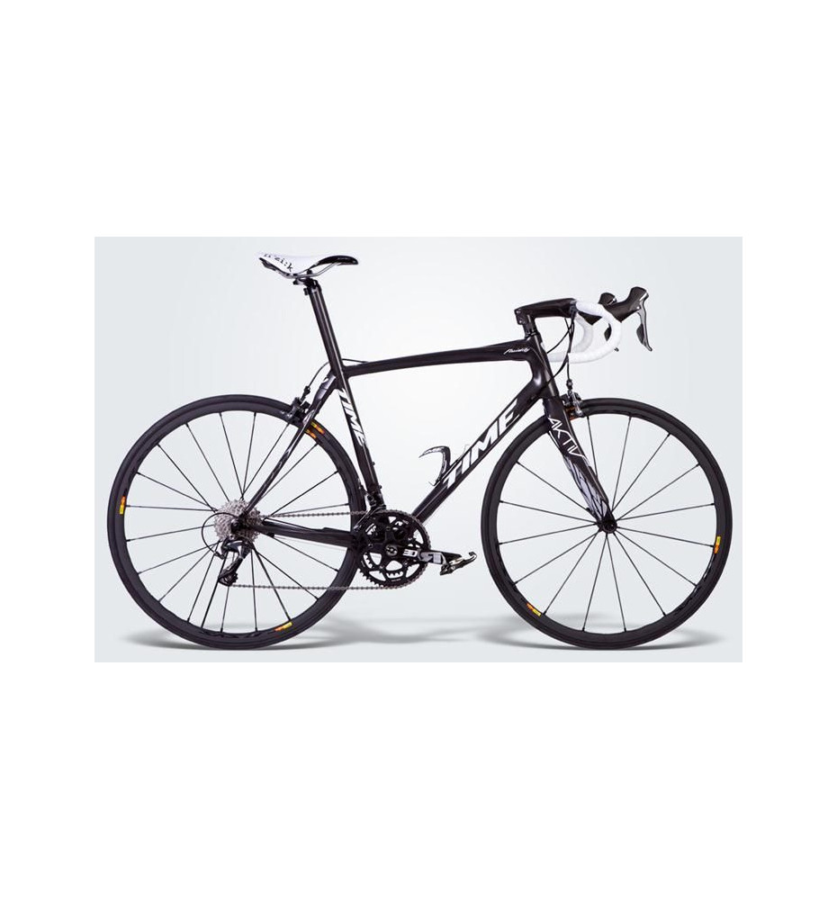 Vélo Time Fluidity Aktiv Ultégra Compact