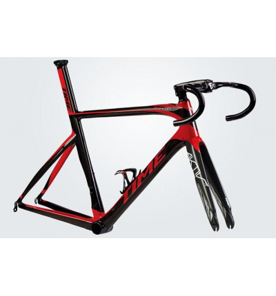 Cadre de Vélo Time Aktiv Rouge