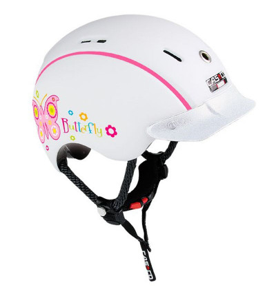 Casque Casco Mini Generation Butterfly