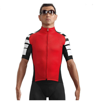 Assos Maillot SS.Cento S7 Rouge