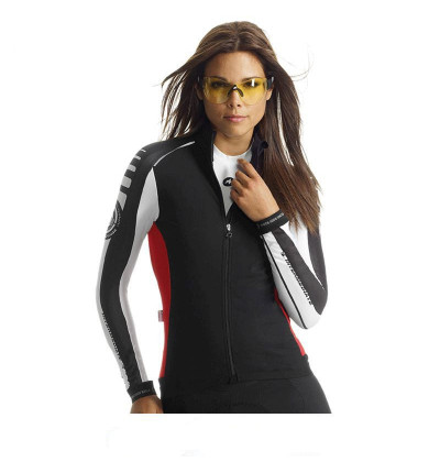 Assos IJ Intermediate S7 Lady rouge