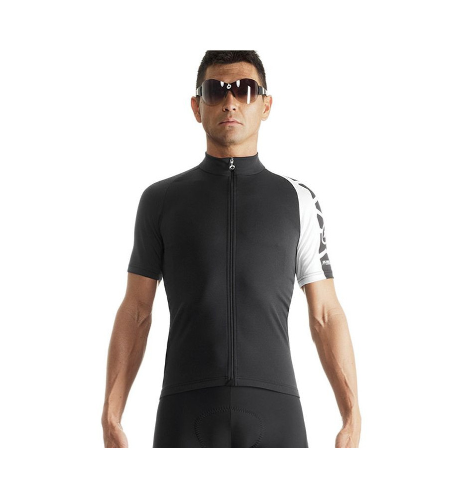 Assos SS Mille evo 7 Maillot Manches Courtes Blanc