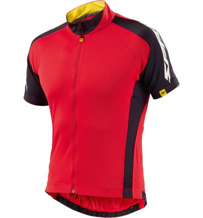 Maillot Mavic Sprint Rouge