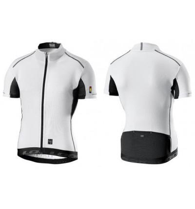 Maillot Look Black Label Blanc