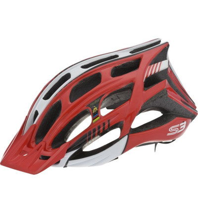 Casque Specialized S3 Rouge