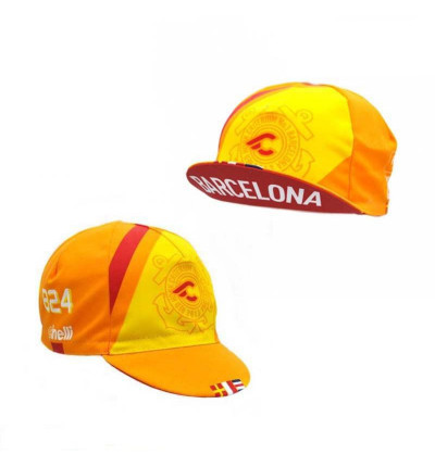 Cinelli Casquette Red Hook Criterium Barcelona