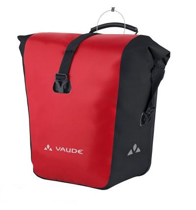 Vaude Aqua Front Rouge Sacoches avant vélo