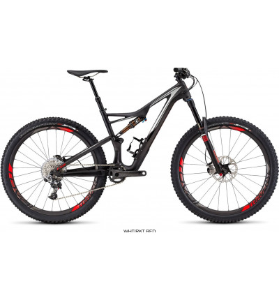 VTT Specialized S-Works Stumpjumper Carbon 650B