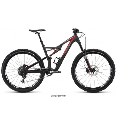 VTT Specialized Stumpjumper FSR Expert Carbon 650B