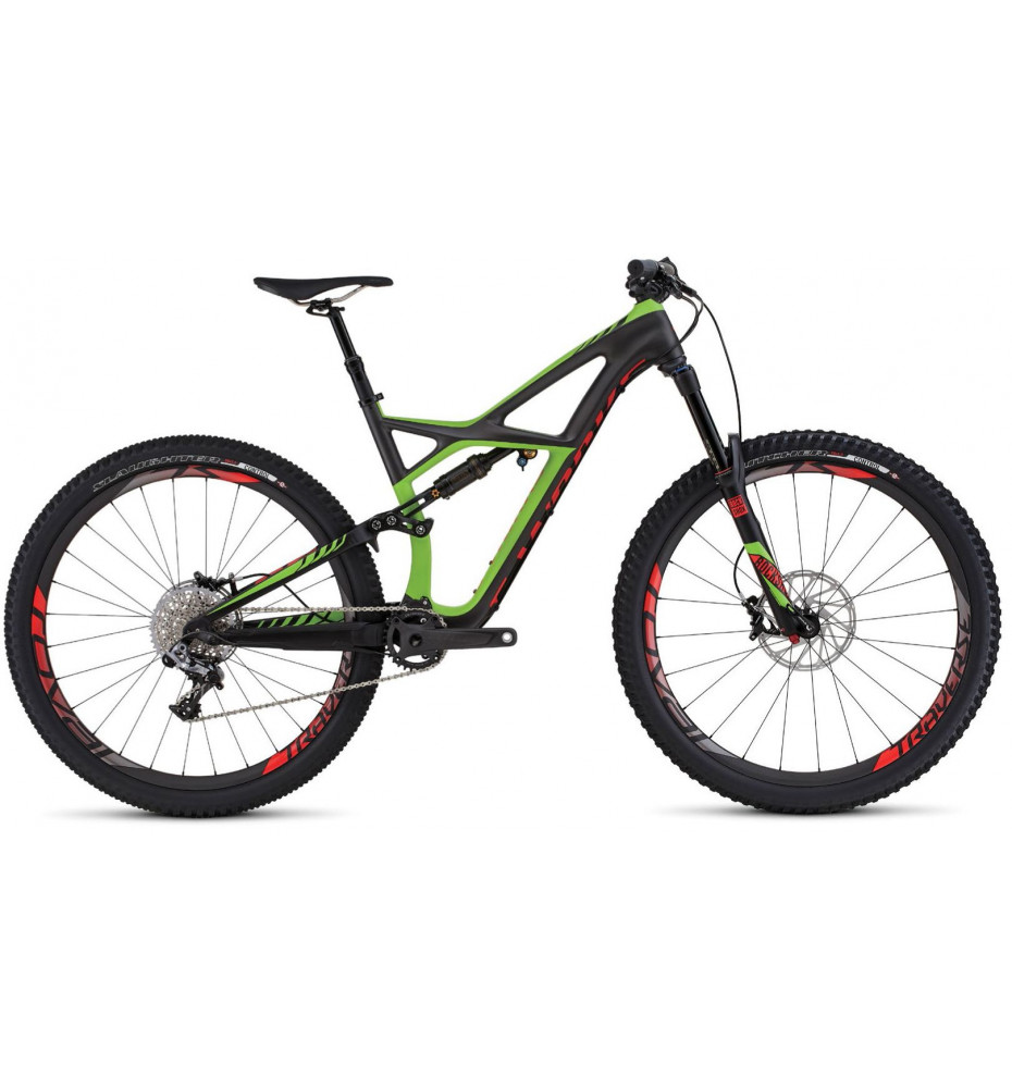 VTT Specialized S-Works Enduro FSR Carbon 29