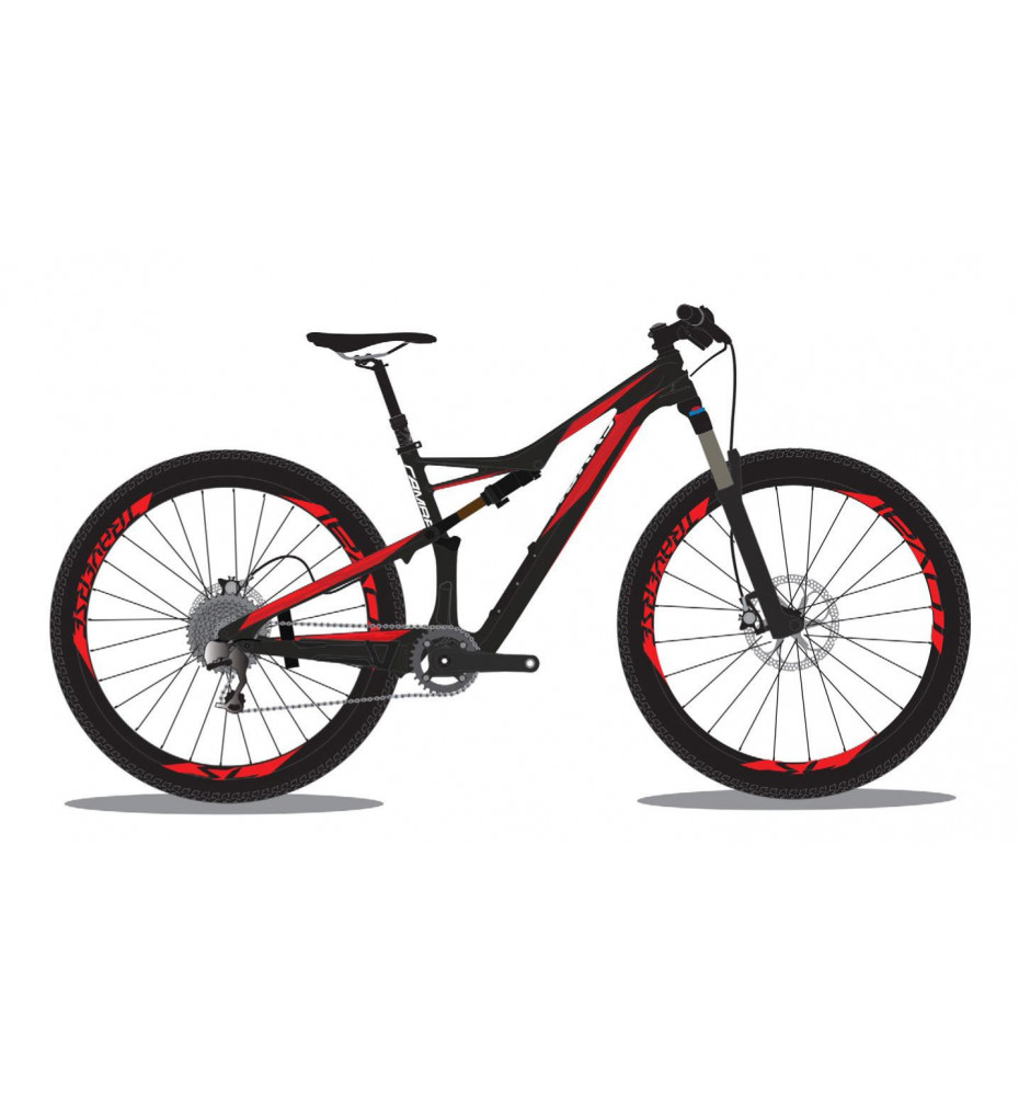 VTT Specialized S-Works Camber Carbon