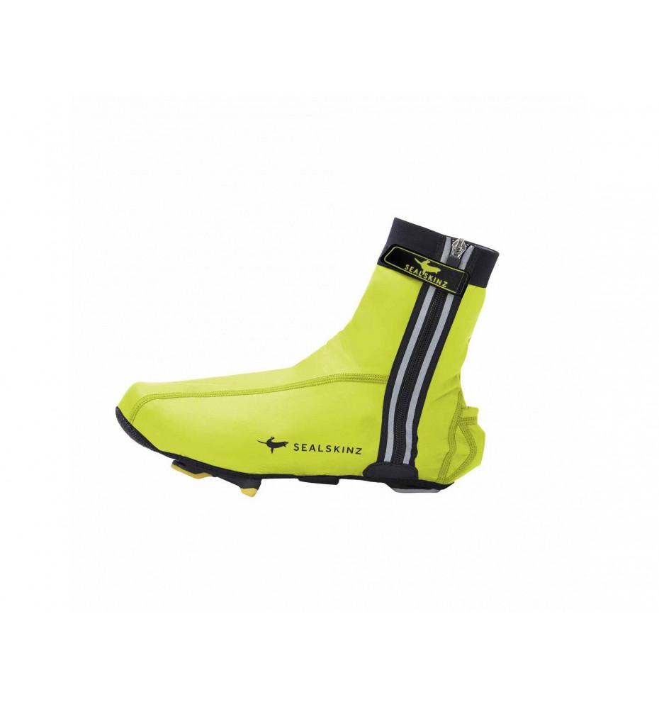 Sur-chaussure Sealskinz Neoprene Halo Fluo