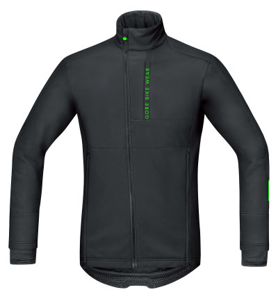 Veste Gore Bike Wear POWER TRAIL WINDSTOPPER