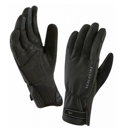 Gants Sealskinz All Weather Cycle XP Noir