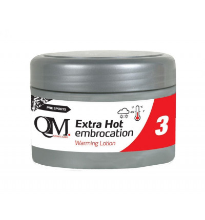 QM 3 EXTRA HOT EMBROCATION