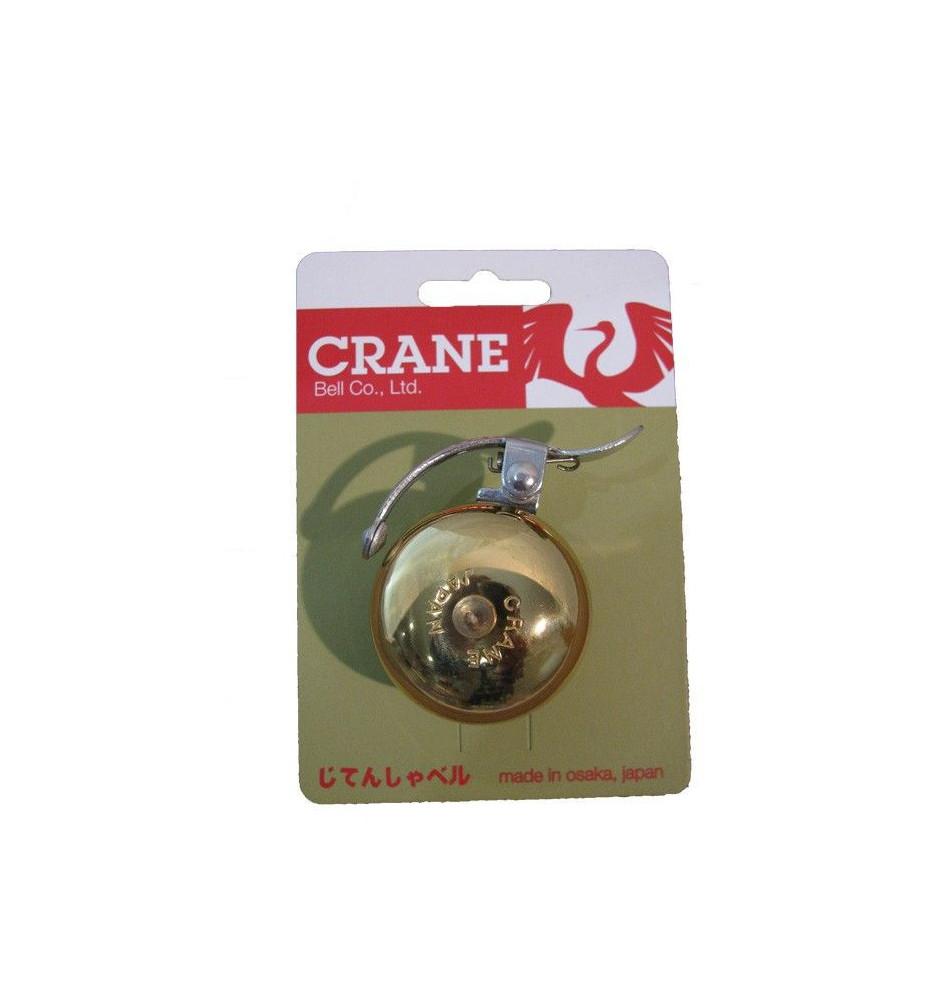 Sonnette Crane Bell Sakura Dorée