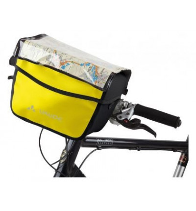 Vaude sacoche Aqua Box jaune