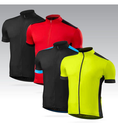 Maillot manches courtes Specialized Roubaix Sport