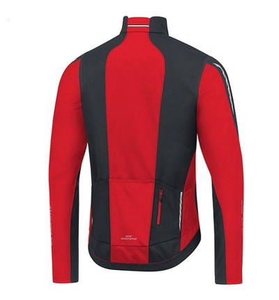 Veste Gore Bike Wear Oxygen windstopper dos
