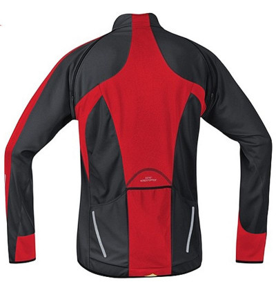 Veste Gore Bike Wear Phantom 2.0 Windstopper back