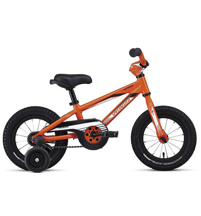 "Vélo Enfant Specialized Hotrock 12"" Boys orange"