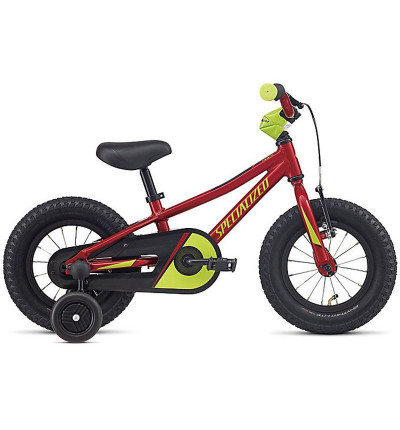 Vélo Enfant Specialized Riprock Coaster 12 candy red