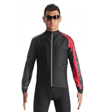 Assos MilleJacket Evo7 Red