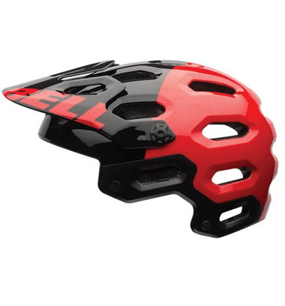 Casque Bell Super 2 Rouge