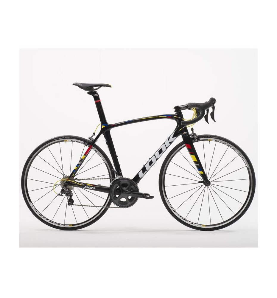 Vélo Look 695 UD ZR Proteam Ultegra CP
