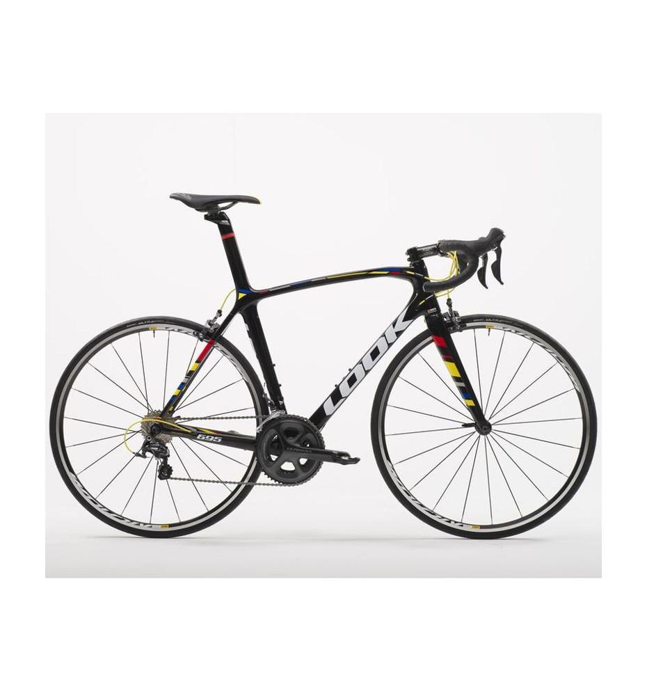 Vélo Look 695 UD ZR Proteam Ultegra CP