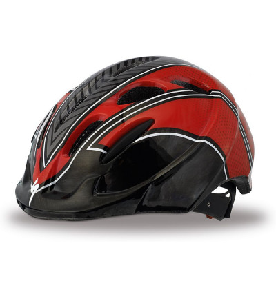 Casque Specialized Small Fry red