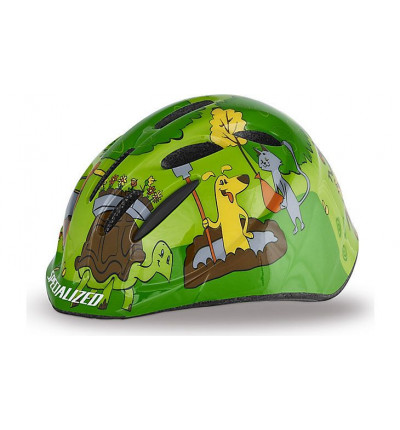 Casque Vélo Enfant Specialized Small Fry Toddler Green