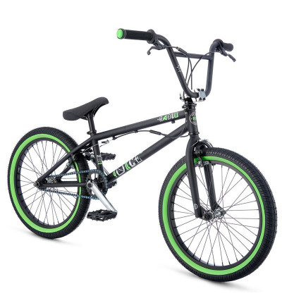 "BMX Radio Bike Dice FS 20"" Noir"
