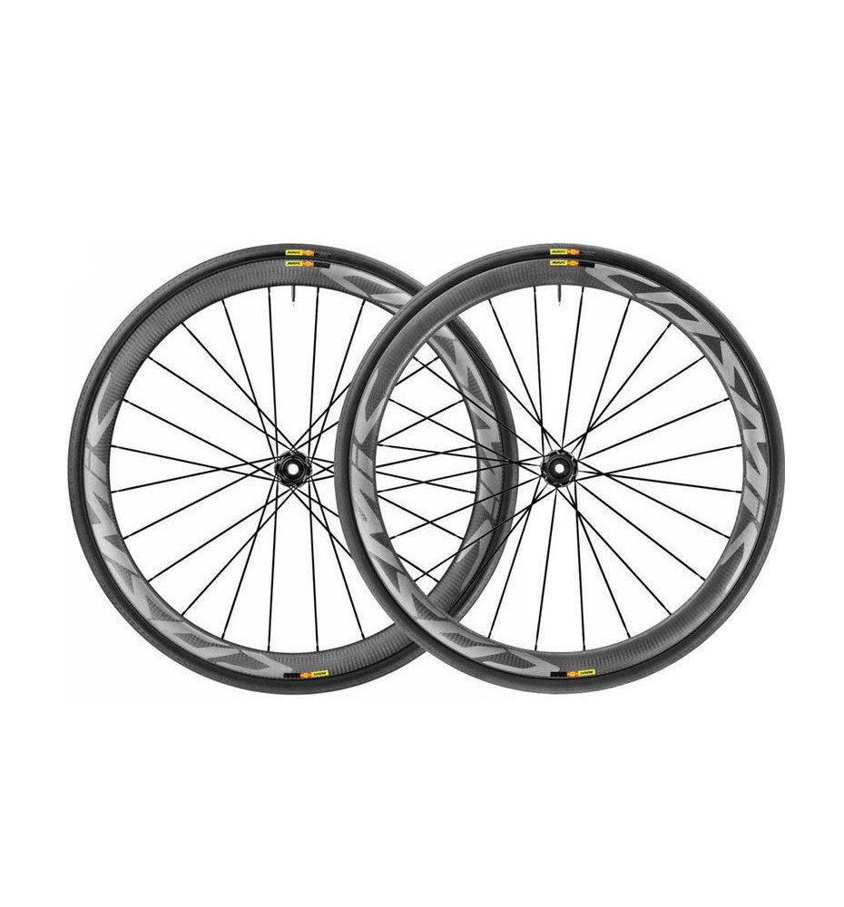 Paire Roues Mavic Cosmic Pro Carbon SL C Disc