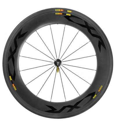 Roue Avant Mavic CXR Ultimate 80 T