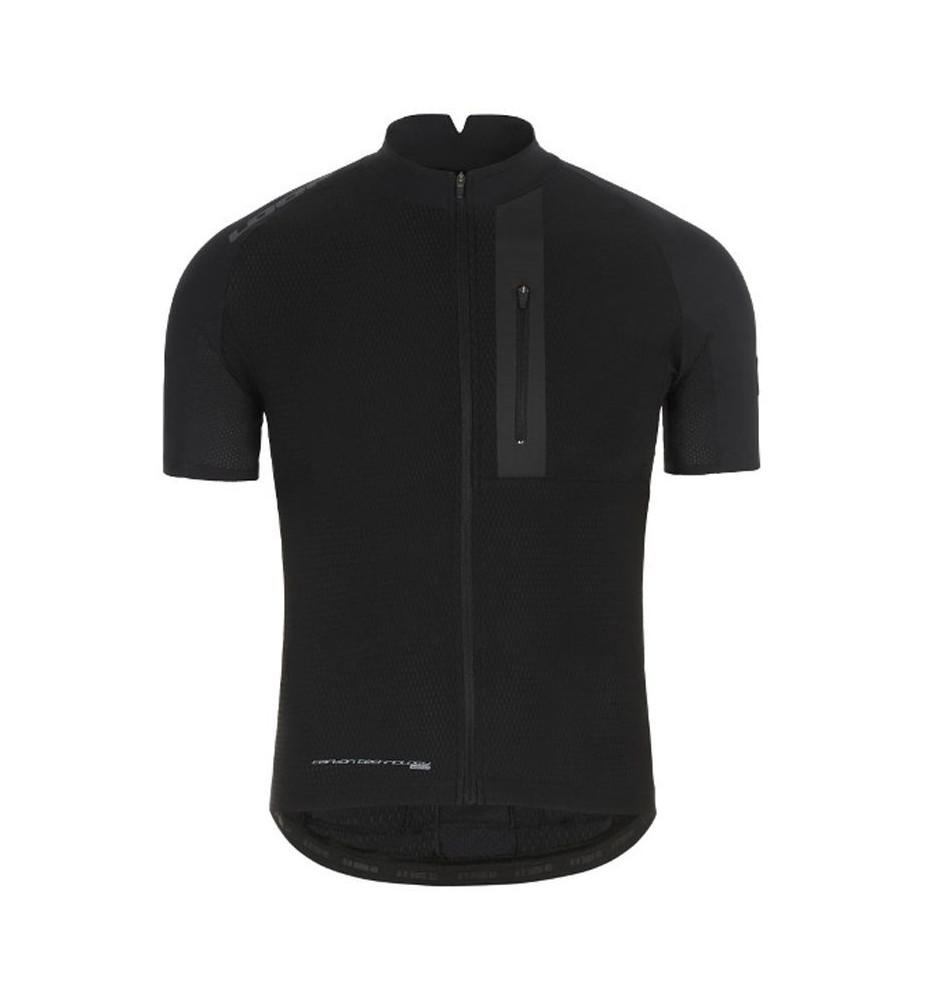 maillot look excellence noir pour le v lo. Black Bedroom Furniture Sets. Home Design Ideas