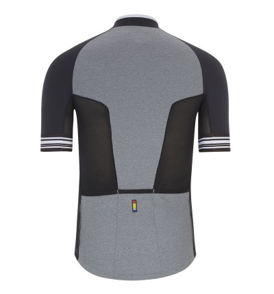 Maillot Look Ultra Gris