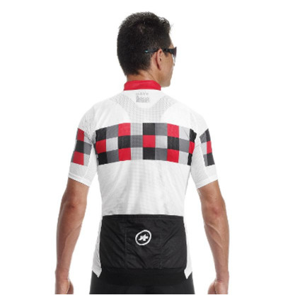 Maillot Assos SS.GrandprixJersey_Evo08 Rouge