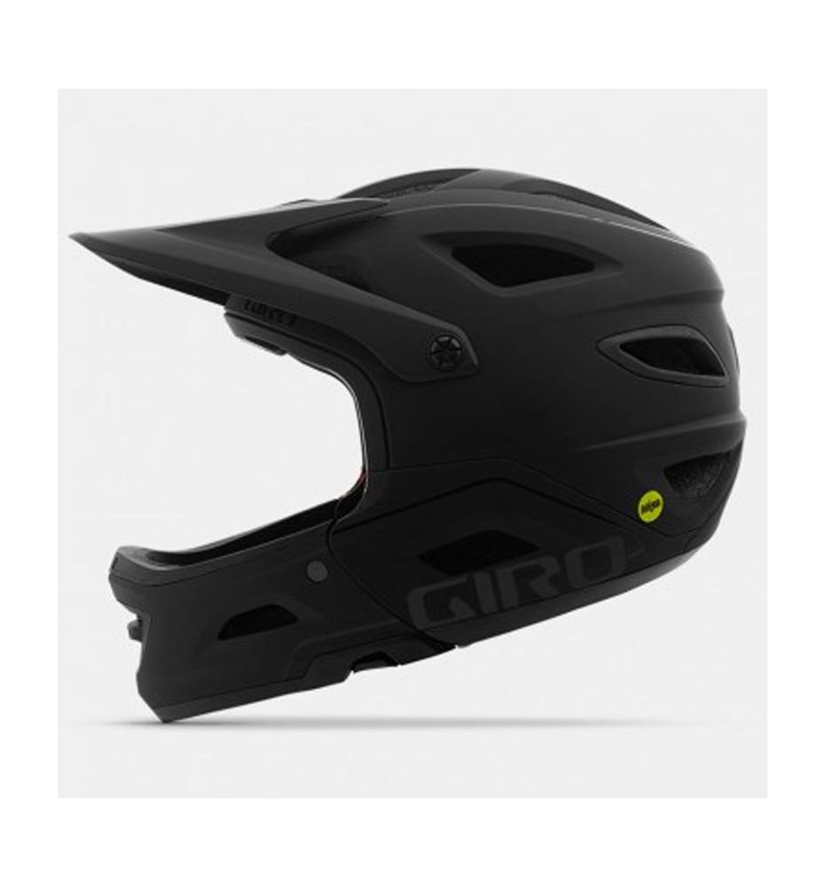 Casque Intégral Giro Switchblade Mips Noir
