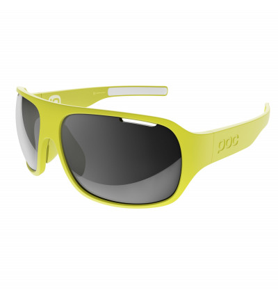lunette Poc DO Flow Unobtanium Yellow Grey 13.3