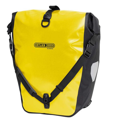 Sacoche Ortlieb Back Roller Classic Paire Jaune