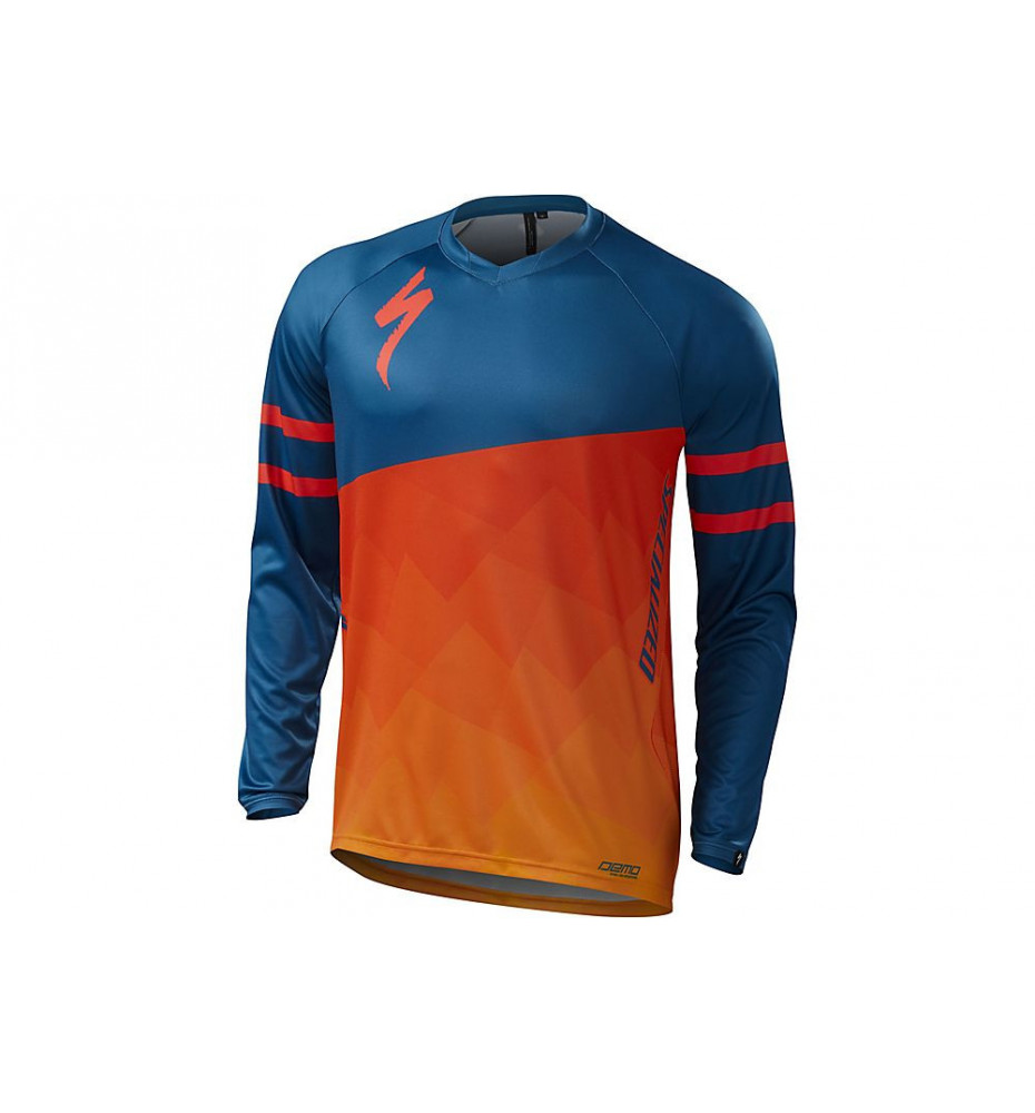 Maillot VTT specialized demo pro jersey LS