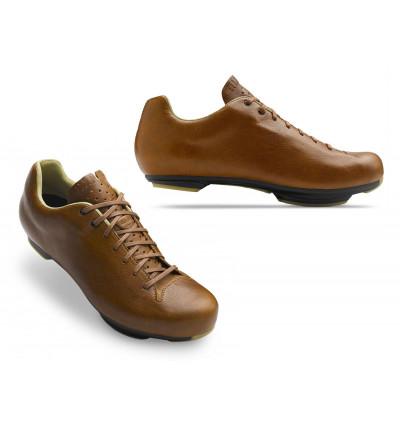Chaussures Giro republic LX cuir sepia