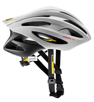 Casque cosmic PRO white/black