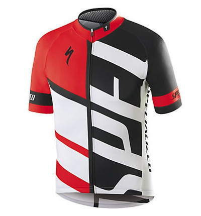 Maillot Specialized Roubaix Comp Enfant