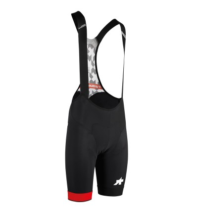 Cuissard Assos T Equipe National Red droit