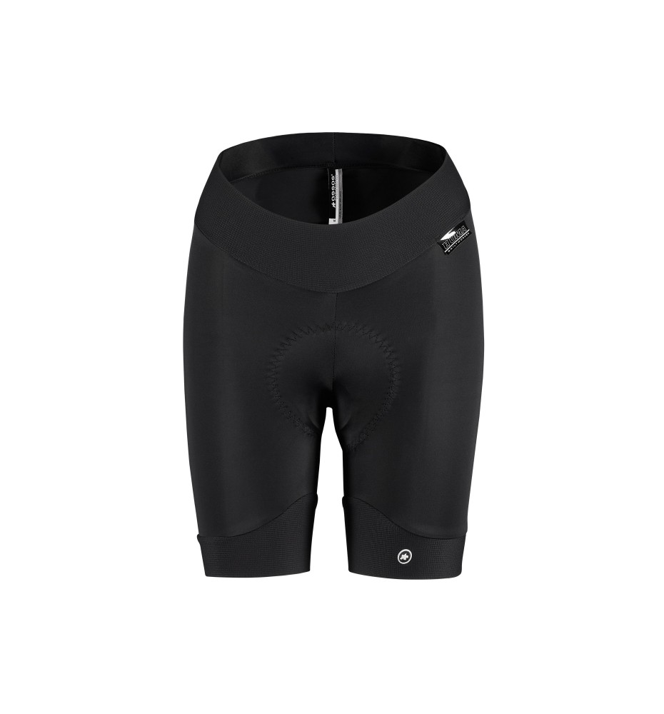 Assos Uma GT Half Shorts noir