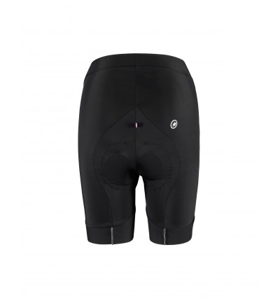 Assos Uma GT Half Shorts noir dos